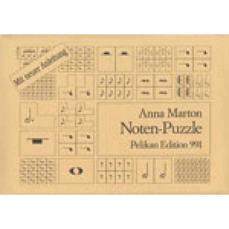 Noten-Puzzle