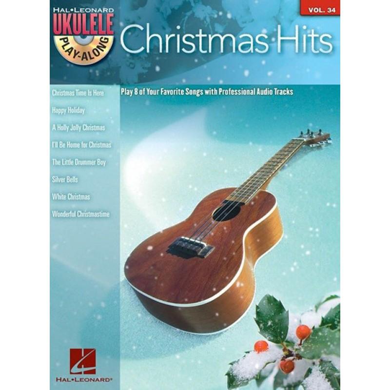Ukulele Play-Along Vol. 34: Christmas Hits