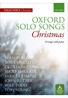 Oxford Solo Songs: Christmas