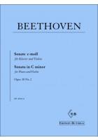 Violinsonate Nr. 7 c-moll op. 30 Nr. 2