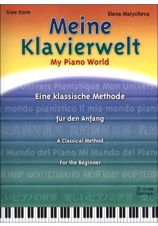 Meine Klavierwelt