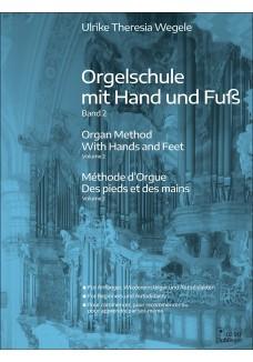 Orgelschule mit Hand und Fuß Band 2