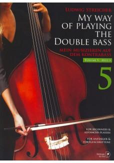 Mein Musizieren auf dem Kontrabaß Heft 5