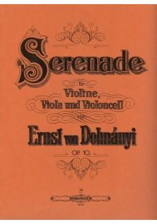 Serenade op. 10