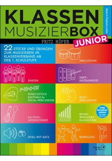Klassenmusizierbox Junior