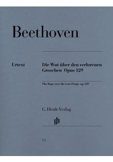 Alla Ingharese quasi un Capriccio G-dur op. 129
