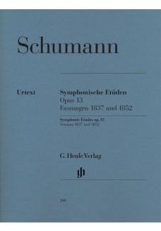 Symphonische Etüden op. 13