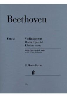 Konzert D-dur op. 61