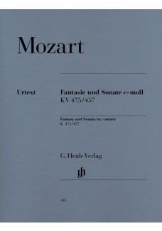 Fantasie und Sonate c-moll KV 475/457