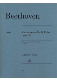 Klaviersonate Nr. 30 E-dur op. 109
