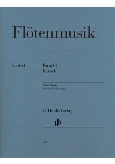 Flötenmusik Band 1 - Barock