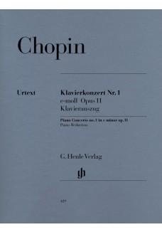 Klavierkonzert Nr. 1 e-moll op. 11
