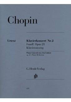 Konzert für Klavier und Orchester Nr. 2 f-moll op.