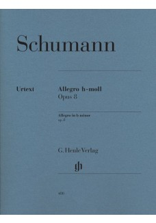 Allegro h-moll op. 8