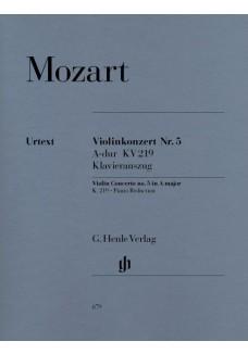 Violinkonzert Nr. 5 A-dur KV 219