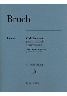 Violinkonzert g-moll Opus 26