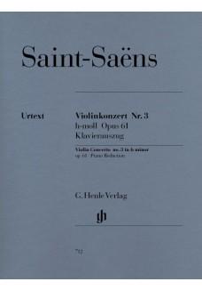 Konzert für Violine und Orchester Nr. 3 h-moll op.