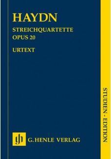 Streichquartette Heft IV op. 20
