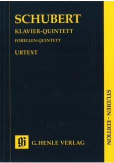 Quintett A-dur op. post. 114 D 667 für Klavier, Vi
