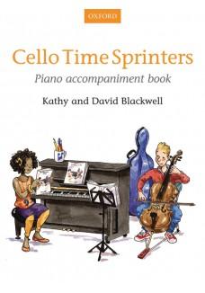 Cello Time Sprinters Piano Accompaniments
