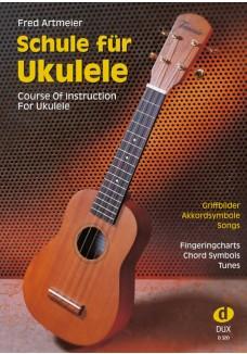 Schule fuer Ukulele