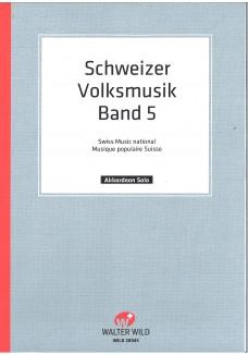 Schweizer Volksmusik Band 5