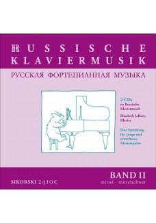 Russische Klaviermusik Band 2