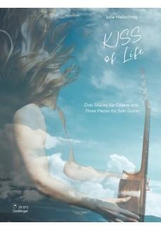 Kiss of Life. 3 Stücke für Gitarre solo