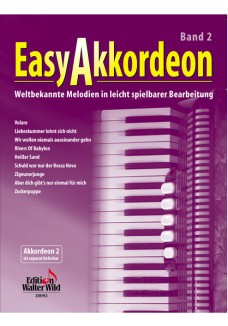 Easy Akkordeon Band 2