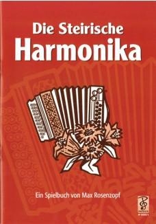 Die Steirische Harmonika,16 steirische Tanzweisen