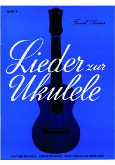 Lieder zur Ukulele, Heft 3