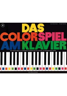 Colorspiel am Klavier, Bd 2