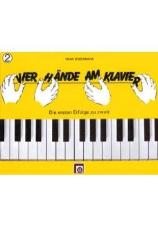 Vier Hände am Klavier, Bd. 2