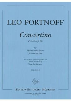 Concertino d-moll op. 96