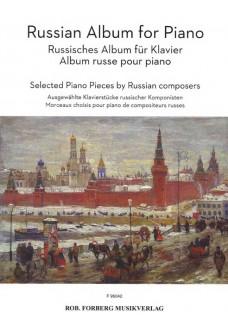 Russisches Album für Klavier