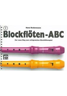 Blockflöten ABC, Heft 2