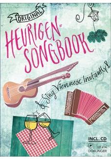 Original Heurigen-Songbook