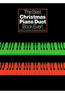 Best Christmas Piano Duet Book Ever!