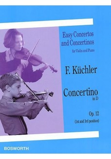 Concertino In D, op. 12