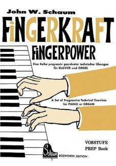 Fingerkraft, Vorstufe