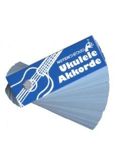 Notenchecker Ukulele-Akkorde