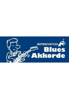 Notenchecker Blues Akkorde