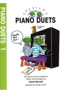 Barratt Chester's Piano Duets Volume 1
