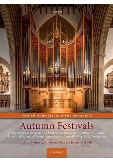 Autumn Festivals (Oxford Hymn Settings)