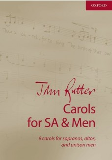 9 Carols for SA & Men