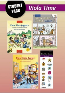 Viola Time Student Pack