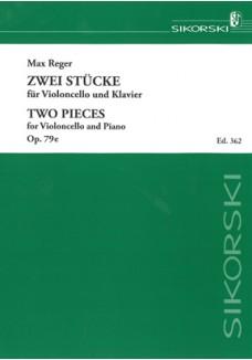 2 Stücke op.79 e