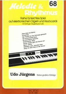 Melodie & Rhythmus, 68: Udo Jürgens - Seine großen