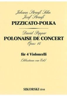 Pizzicato-Polka / Polonaise de Concert
