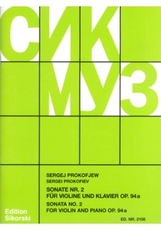 Sonate Nr. 2 op.94 a